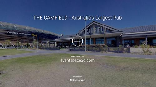 The Camfield in 3D