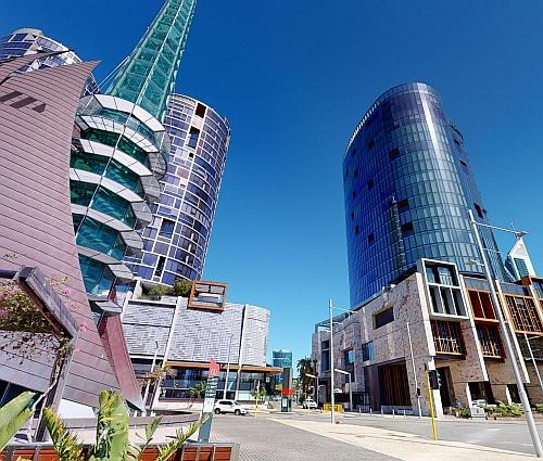The-Ritz-Carlton-Perth in 3D